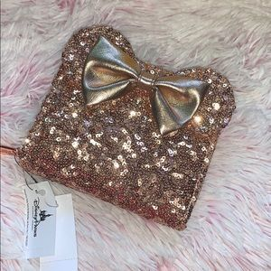 Disney x Loungefly Rose Gold Wallet